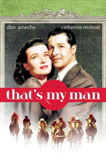 That's My Man Poster