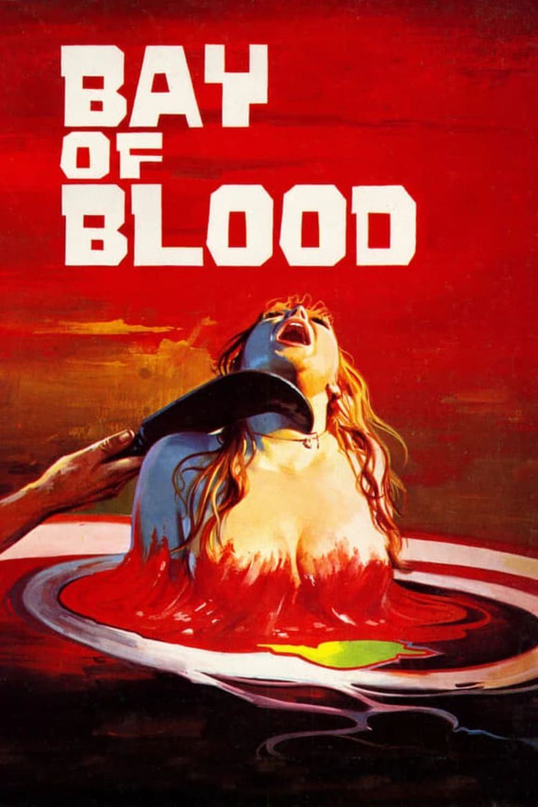 A Bay of Blood Poster