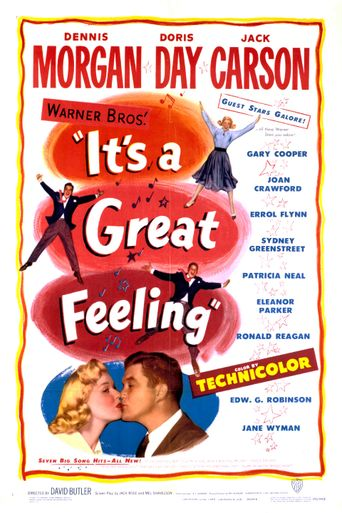 It's a Great Feeling Poster