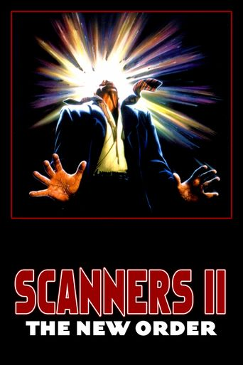 Watch Scanners II: The New Order