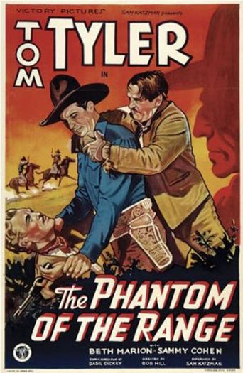 The Phantom of the Range Poster