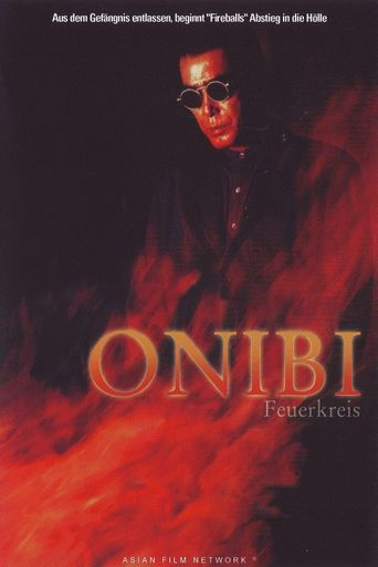 Onibi: The Fire Within Poster