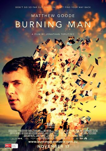 Burning Man Poster