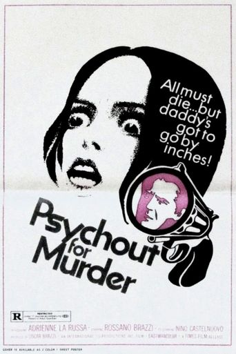 Psychout for Murder Poster