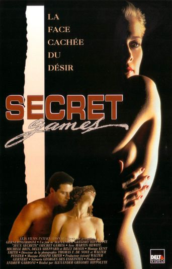 Secret Games Poster