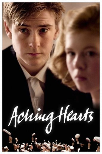 Aching Hearts Poster