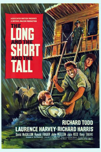 The Long and the Short and the Tall Poster