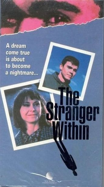The Stranger Within Poster
