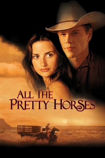 All the Pretty Horses Poster