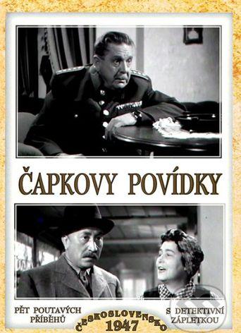 Capek's Tales Poster