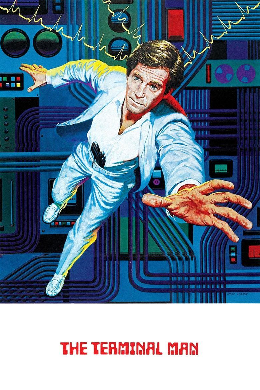 The Terminal Man Poster