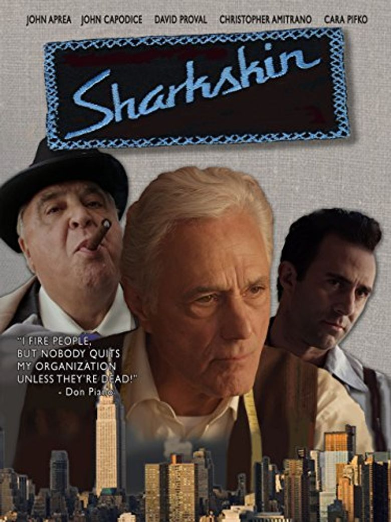 Sharkskin Poster