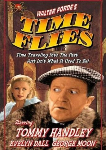 Time Flies Poster