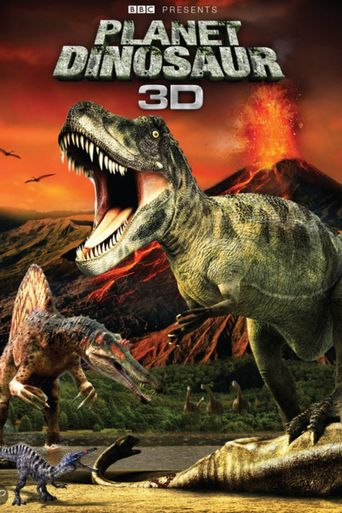 Planet Dinosaur: Ultimate Killers Poster