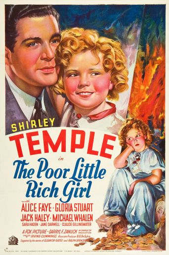 Poor Little Rich Girl Poster