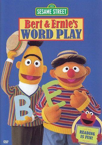 Sesame Street: Bert & Ernie's Word Play Poster