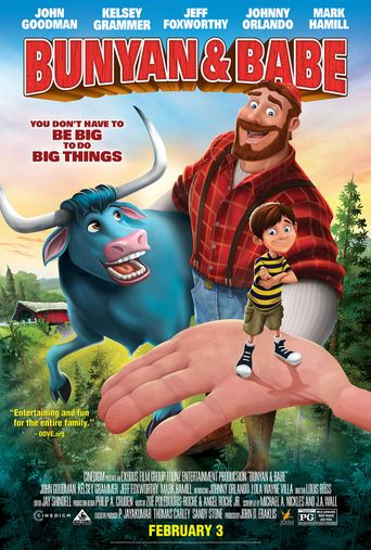 Bunyan and Babe Poster