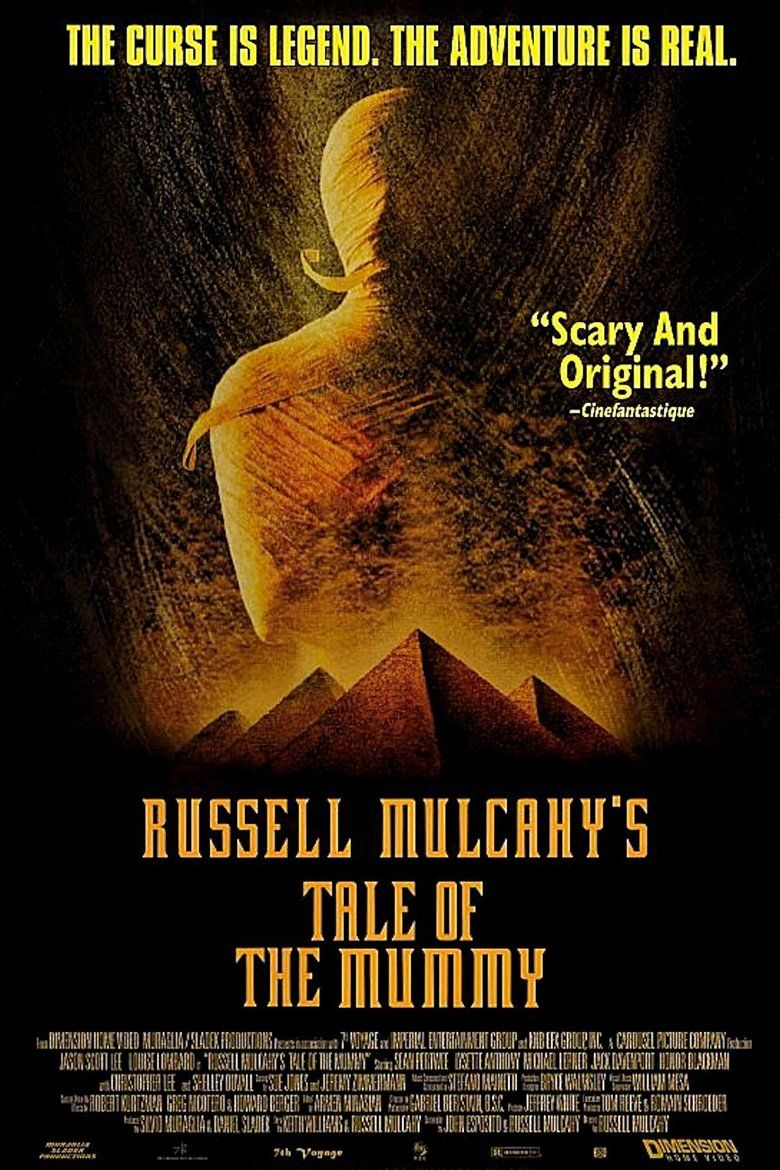 Tale of the Mummy Poster