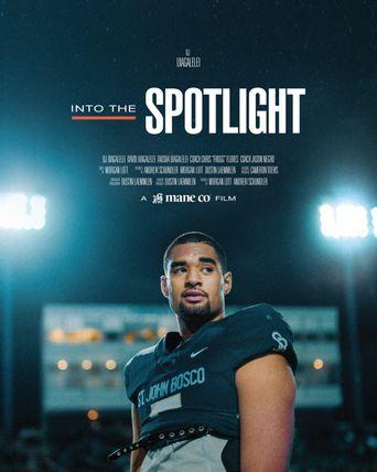 Into the Spotlight: DJ Uiagalelei Poster