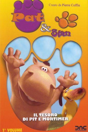 Pat & Stan - Le Trésor de Pit et Mortimer Poster