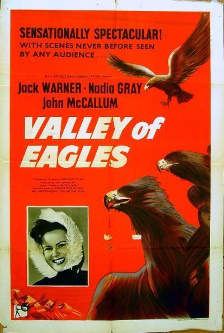Valley of the Eagles Poster
