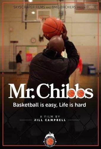 Mr. Chibbs Poster