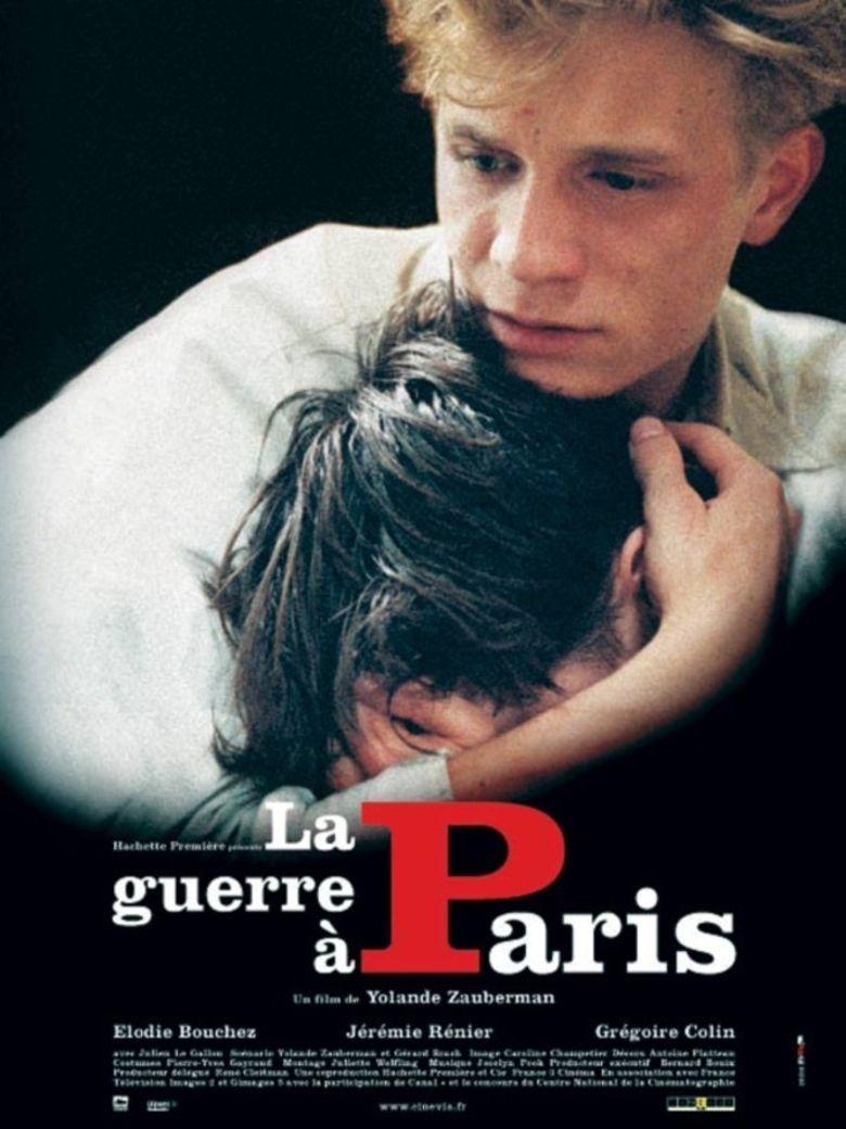 La Guerre à Paris Poster