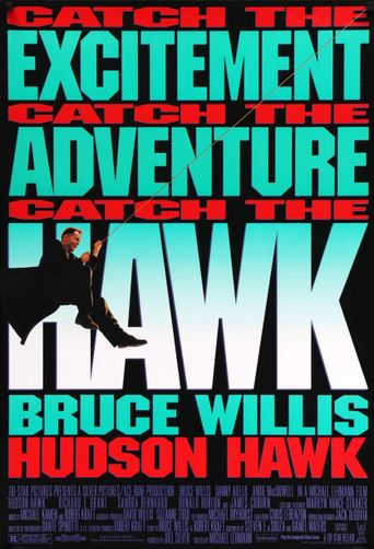 Watch Hudson Hawk