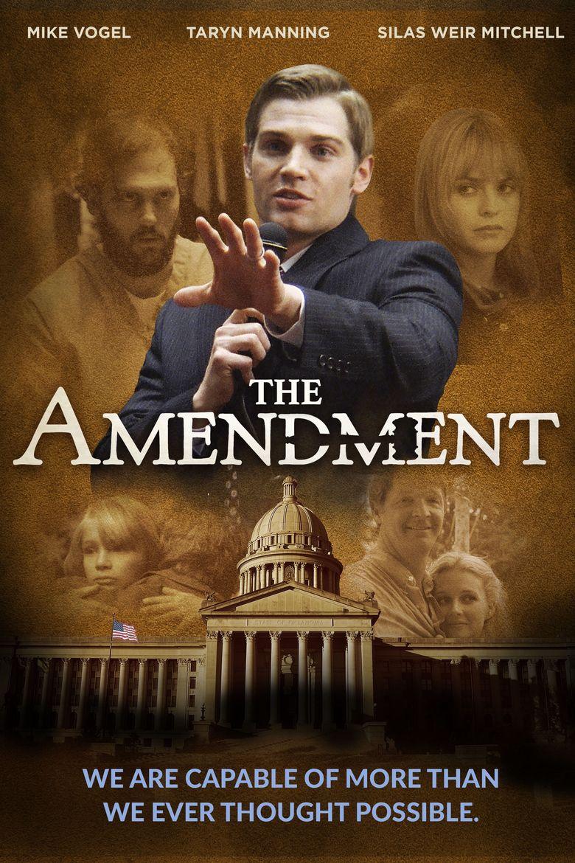 The Amendment Poster