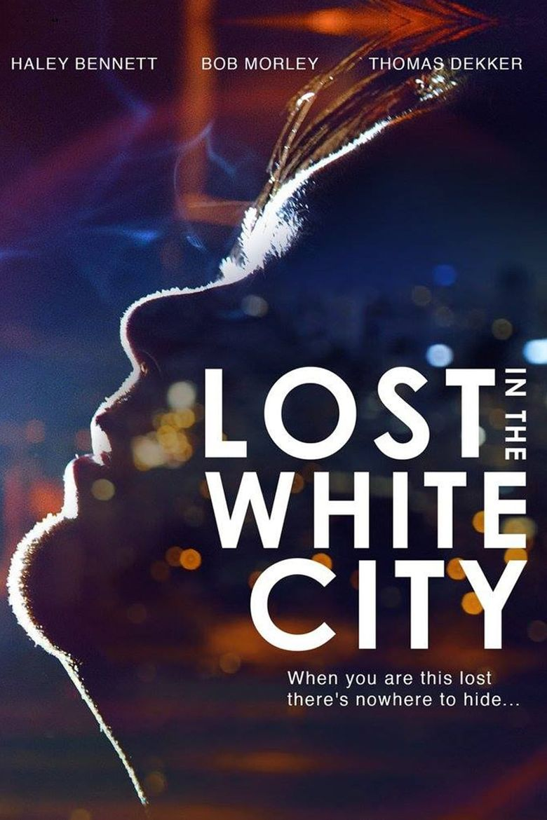 Lost in the White City Poster