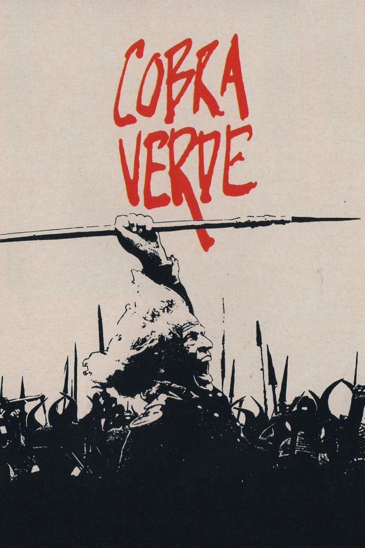 Cobra Verde Poster