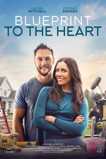 Blueprint to the Heart Poster