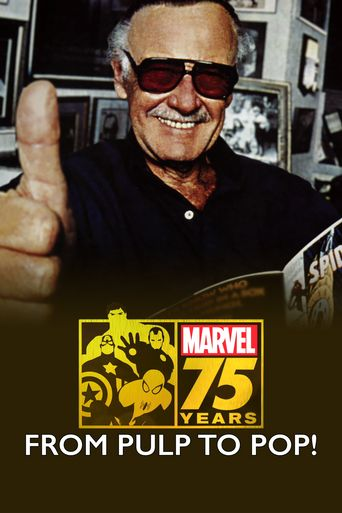 Watch Marvel: 75 Years, From Pulp to Pop!