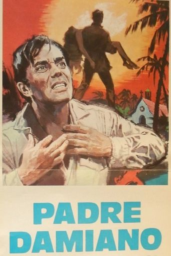 Damien's Island Poster