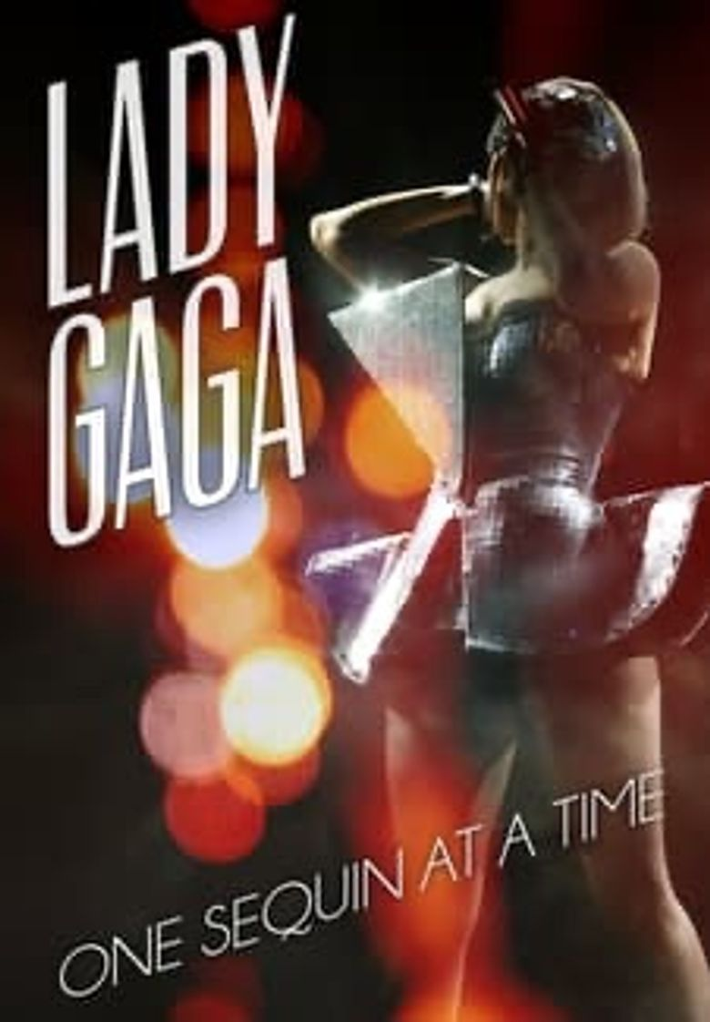 Lady Gaga: One Sequin at a Time Poster