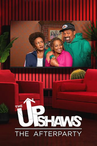 The Upshaws - The Afterparty Poster