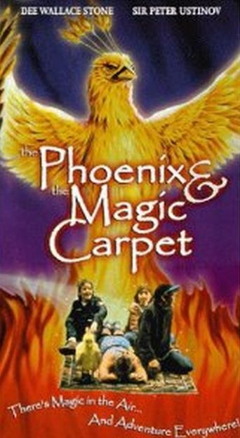 The Phoenix and the Magic Carpet Poster