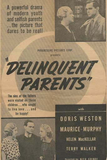 Delinquent Parents Poster