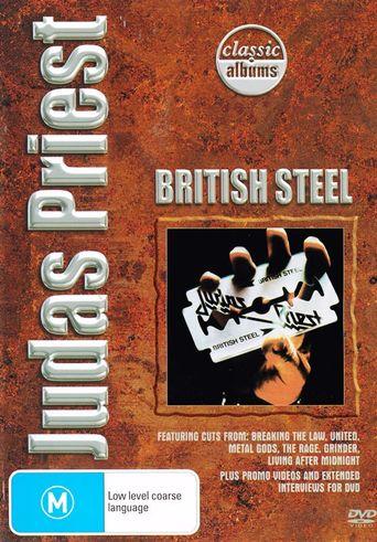 Classic Albums: Judas Priest - British Steel Poster