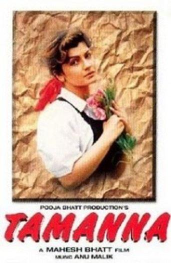 Tamanna 1998 Poster