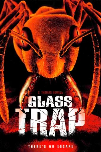 Glass Trap Poster