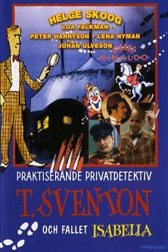 T. Sventon och fallet Isabella Poster