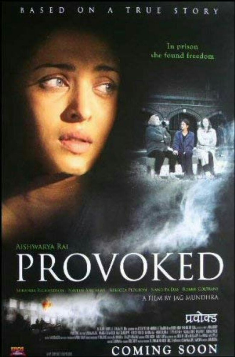 Provoked: A True Story Poster