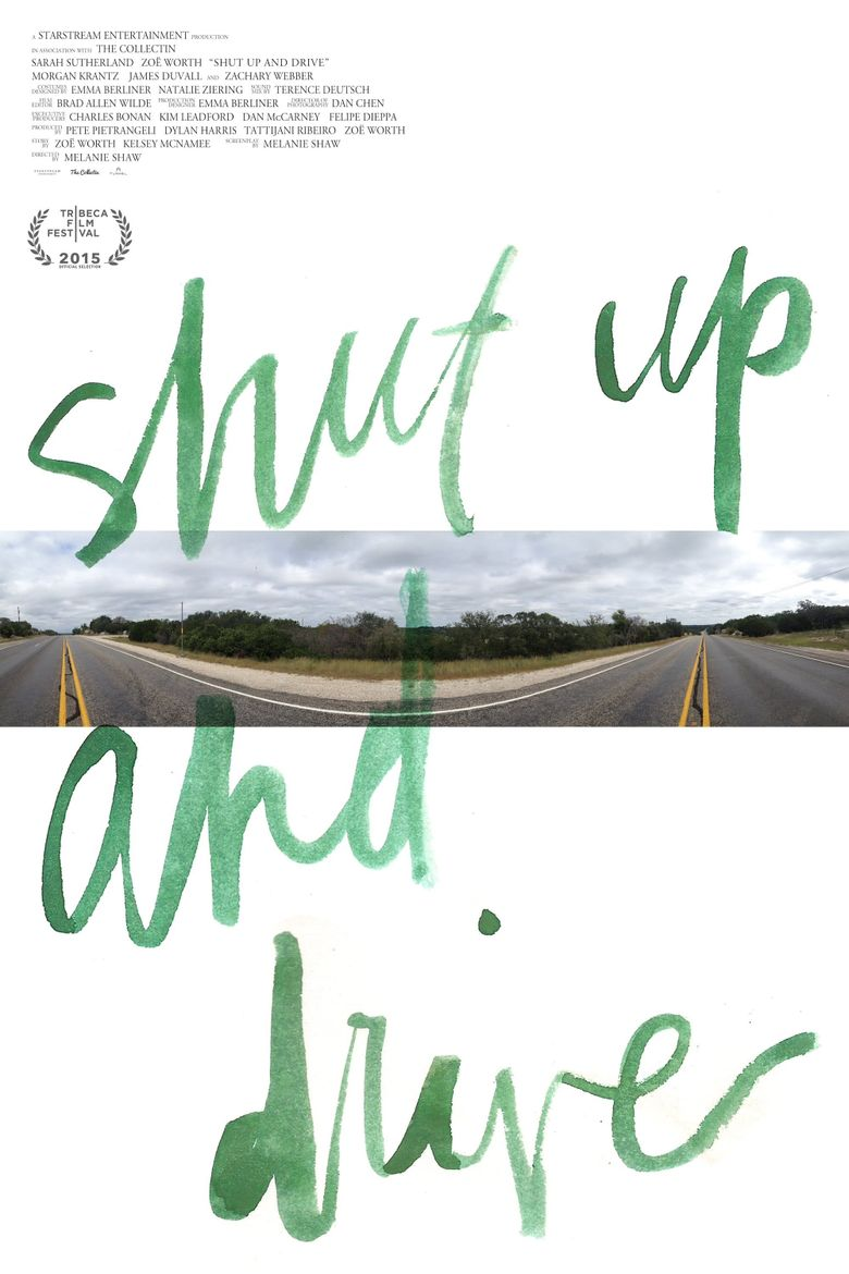 Shut Up and Drive Poster