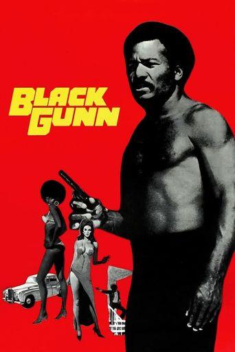 Black Gunn Poster