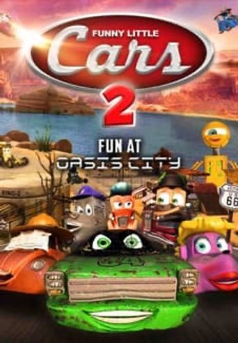 Funny Little Cars 2: Fun at Oasis City Poster