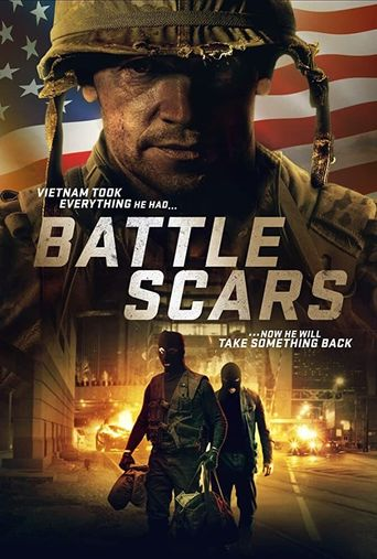 Battle Scars Poster