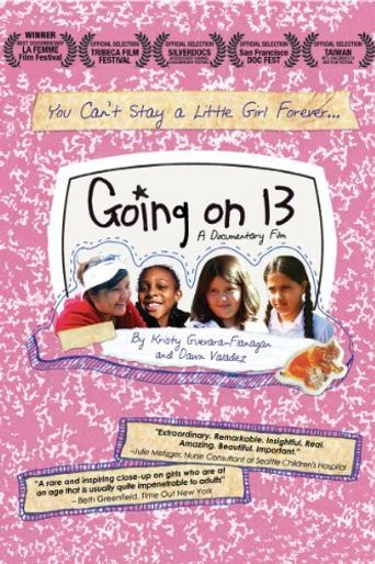 Going on 13 Poster