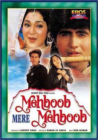 Mehboob Mere Mehboob Poster