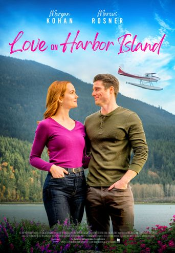 Love on Harbor Island Poster
